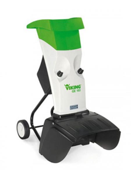 Садовый измельчитель GE 103 VIKING с режущим механизмом