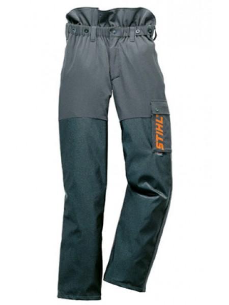 Защитные брюки ADVANCE, Антрацит-оранжевый